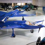 Bugatti 100P at the Mullin Automotive Museum in Oxnard, CA, USA