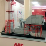 AAF International MF13005 Gas Turbine Filtration System.