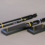 Stingray and Spearfish Torpedo models